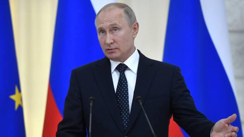 Πούτιν: «Με την Τουρκία συνεργαζόμαστε πιο εύκολα» - Έτοιμος για νέα συνάντηση με Τραμπ