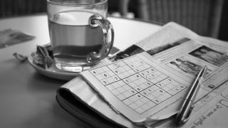Λύνετε σταυρόλεξα και Sudoku; Θα έχετε «κοφτερό» μυαλό στην τρίτη ηλικία