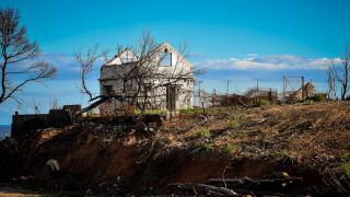 Οικοδομικές άδειες στο Μάτι και αναστολή προστίμων
