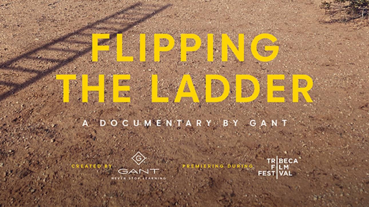 Η GANT παρουσίασε το ντοκιμαντέρ «Flipping the Ladder» σε επίσημη προβολή στη Στοκχόλμη