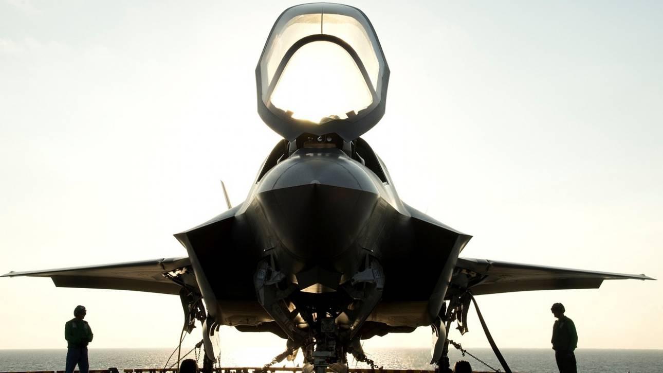 ΗΠΑ: Συνεχίζουμε να εκπαιδεύουμε Τούρκους πιλότους για τα F-35