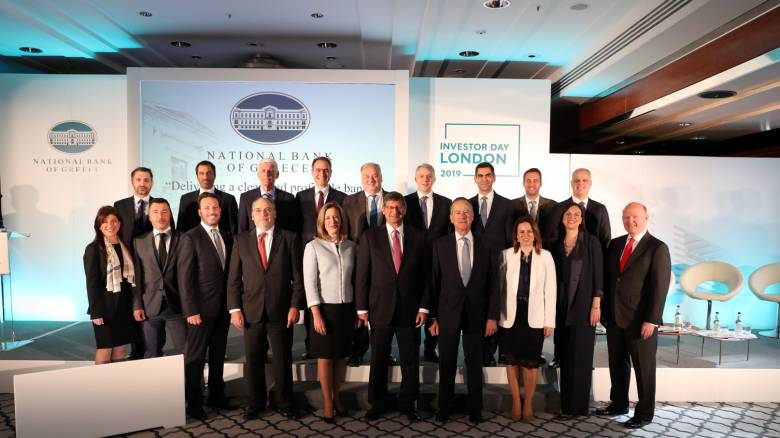 Μυλωνάς: Με το πρόγραμμα μετασχηματισμού θα αναδείξουμε την Εθνική κορυφαία τράπεζα της χώρας