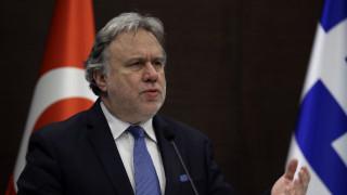 Κατρούγκαλος στο Politico: Η ΕΕ να κρατήσει ανοιχτή την πόρτα στην Τουρκία