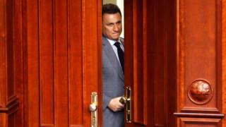 Αρχίζει η διαδικασία για άρση της ασυλίας του πρώην πρωθυπουργού της Β. Μακεδονίας, Γκρούεφσκι