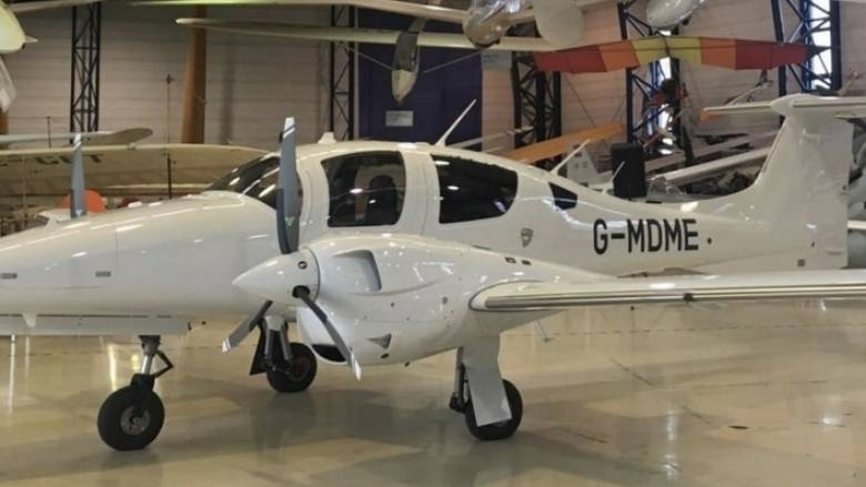 Συντριβή αεροσκάφους με τέσσερις νεκρούς στο Ντουμπάι