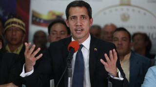 Γκουαϊδό: Καμία διαπραγμάτευση κυβέρνησης - αντιπολίτευσης στο Όσλο