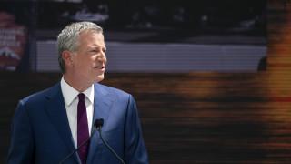 Μπιλ ντε Μπλάζιο: Ο δήμαρχος της Νέας Υόρκης είναι ο «τέλειος αντίπαλος» του Τραμπ για το Λευκό Οίκο