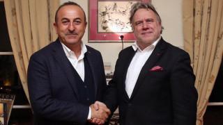 Κατρούγκαλος σε Τσαβούσογλου: Καταδικάζουμε τις παράνομες ενέργειες στην κυπριακή ΑΟΖ