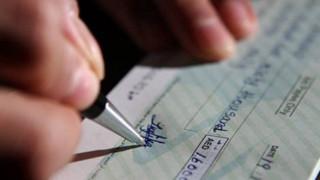 Μειώθηκαν οι ακάλυπτες επιταγές στο πρώτο τετράμηνο του 2019