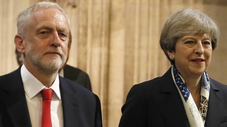 Βρετανία: Ναυάγησαν οι συζητήσεις με τους Εργατικούς για το Βrexit