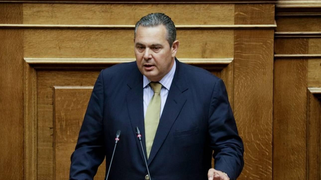 Καμμένος: Η Τουρκία θα κάνει γεώτρηση στην κυπριακή ΑΟΖ πριν τις 23 Ιουνίου