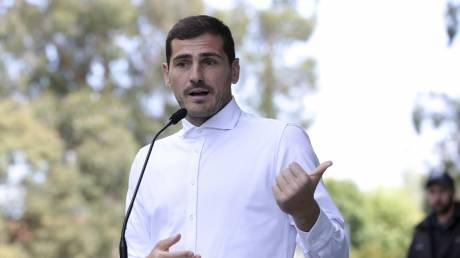 O Jogo: Ο Ίκερ Κασίγιας αποσύρεται από την ενεργό δράση