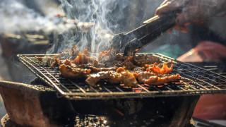Τα μπάρμπεκιου συμβάλλουν στην ατμοσφαιρική ρύπανση - Τριπλασιάζονται οι ρύποι τις Τσικνοπέμπτες