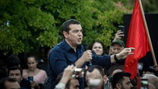 Αλέξης Τσίπρας: Στις 26 Μαΐου καταρρέει η απάτη Μητσοτάκη - Εκλογές στο τέλος της τετραετίας