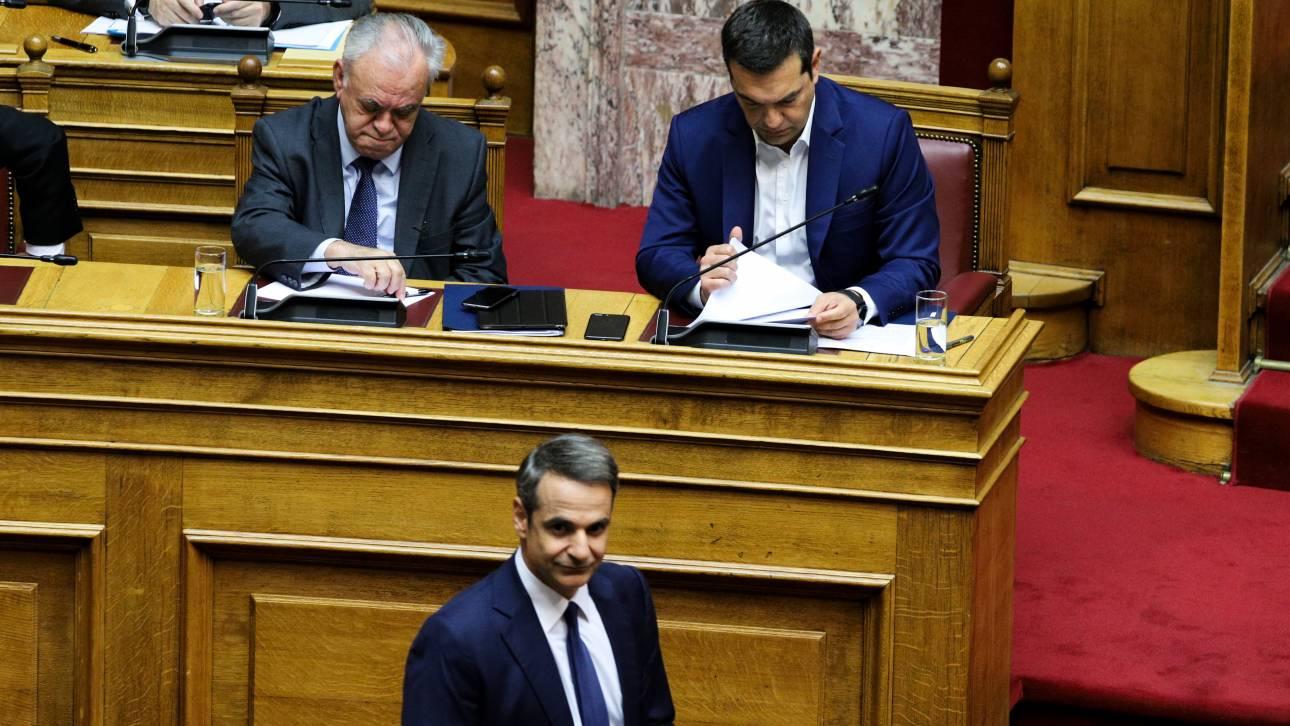 Ευρωεκλογές 2019: Πού στοχεύουν ΣΥΡΙΖΑ, ΝΔ και ΚΙΝΑΛ λίγες ημέρες πριν ανοίξουν οι κάλπες