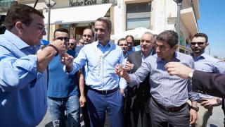 Μητσοτάκης: Όσο o Τσίπρας επιμένει να διχάζει, τόσο εγώ θα επιμένω να ενώνω