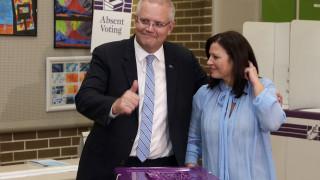 Αυστραλία: Η κυβέρνηση Μόρισον επιστρέφει στην εξουσία