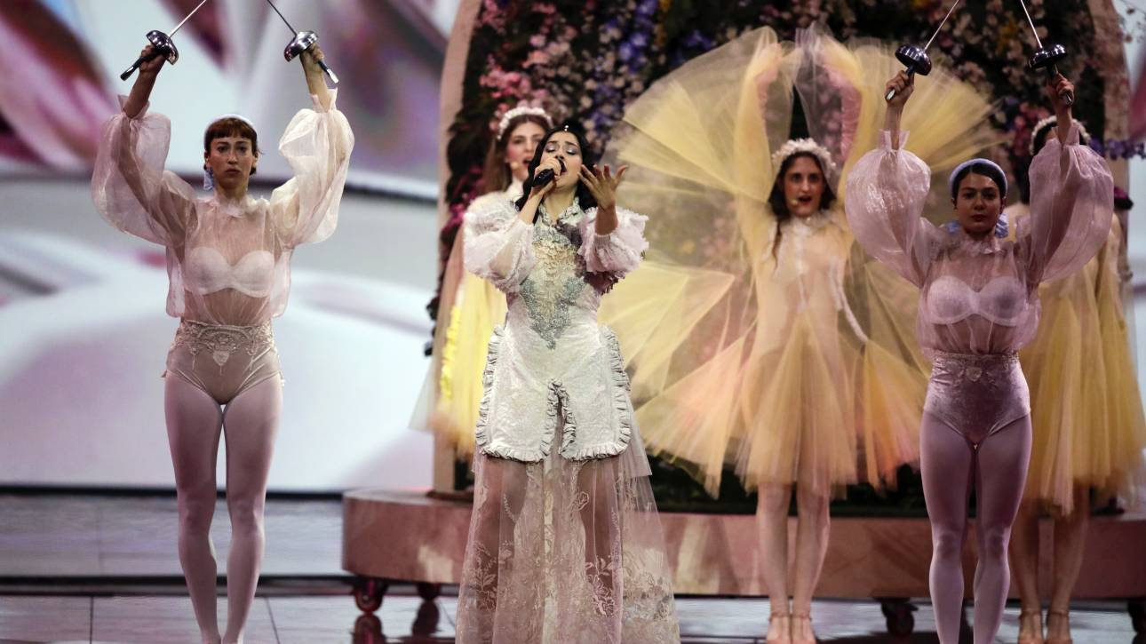 Eurovision 2019: Το μήνυμα της Κατερίνας Ντούσκα για τον μεγάλο τελικό