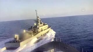 Anadolu: Ελληνική πυραυλάκατος παρενόχλησε τουρκική κορβέτα