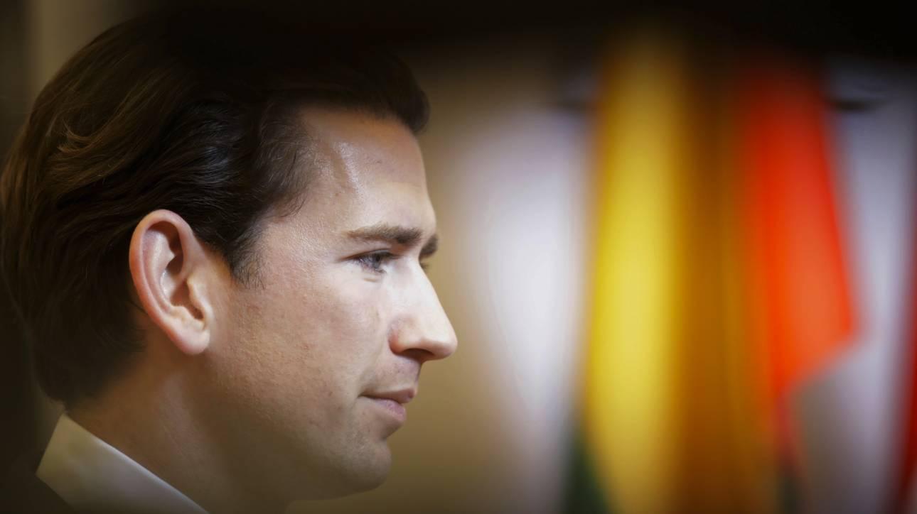 Αυστρία: Πρόωρες εκλογές ανακοίνωσε ο Σεμπάστιαν Κουρτς