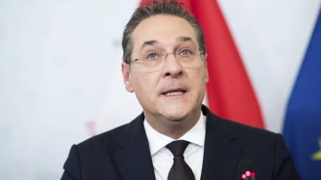 Αυστρία: Στράχε, η πτώση του «κ. Καθαρού» της αυστριακής άκρας δεξιάς
