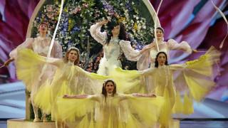 Eurovision 2019: Μαγευτική η εμφάνιση της Κατερίνας Ντούσκα
