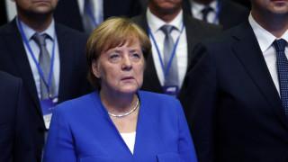 Το μήνυμα της Μέρκελ για το σκάνδαλο που έριξε τον αντικαγκελάριο της Αυστρίας