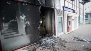 Επίθεση αγνώστων σε τράπεζα στο Χαϊδάρι