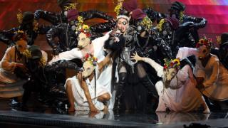 Eurovision 2019: Σάλος με αυτό που έκανε η Μαντόνα πάνω στη σκηνή και εξόργισε το Ισραήλ