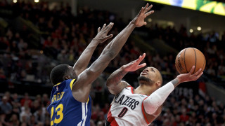 NBA: Ένα βήμα πριν από τους τελικούς οι Γουόριορς - Πάνε για... σκούπισμα των Μπλέιζερς (pics&vids)