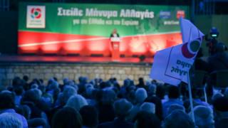 Φώφη Γεννηματά: Ο ΣΥΡΙΖΑ είναι ο μέγας χορηγός της ΝΔ