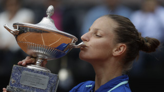 Η Καρολίνα Πλίσκοβα κατέκτησε το open της Ρώμης