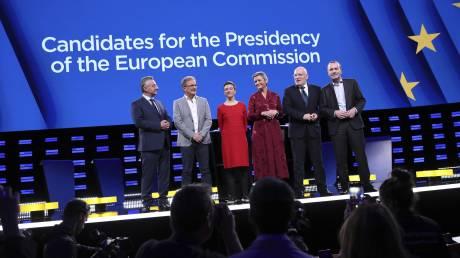 Αυτοί είναι οι κορυφαίοι υποψήφιοι διάδοχοι του Γιούνκερ στην προεδρία της Κομισιόν