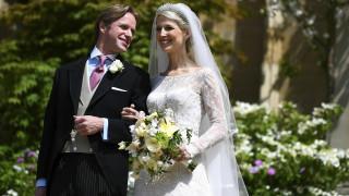 Νέος βασιλικός γάμος στη Βρετανία: Παντρεύτηκε η Λαίδη Γκαμπριέλα Ουίνσδορ