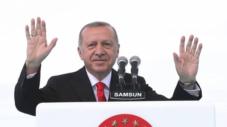 Ερντογάν: Οι Τούρκοι ήταν θύματα γενοκτονίας