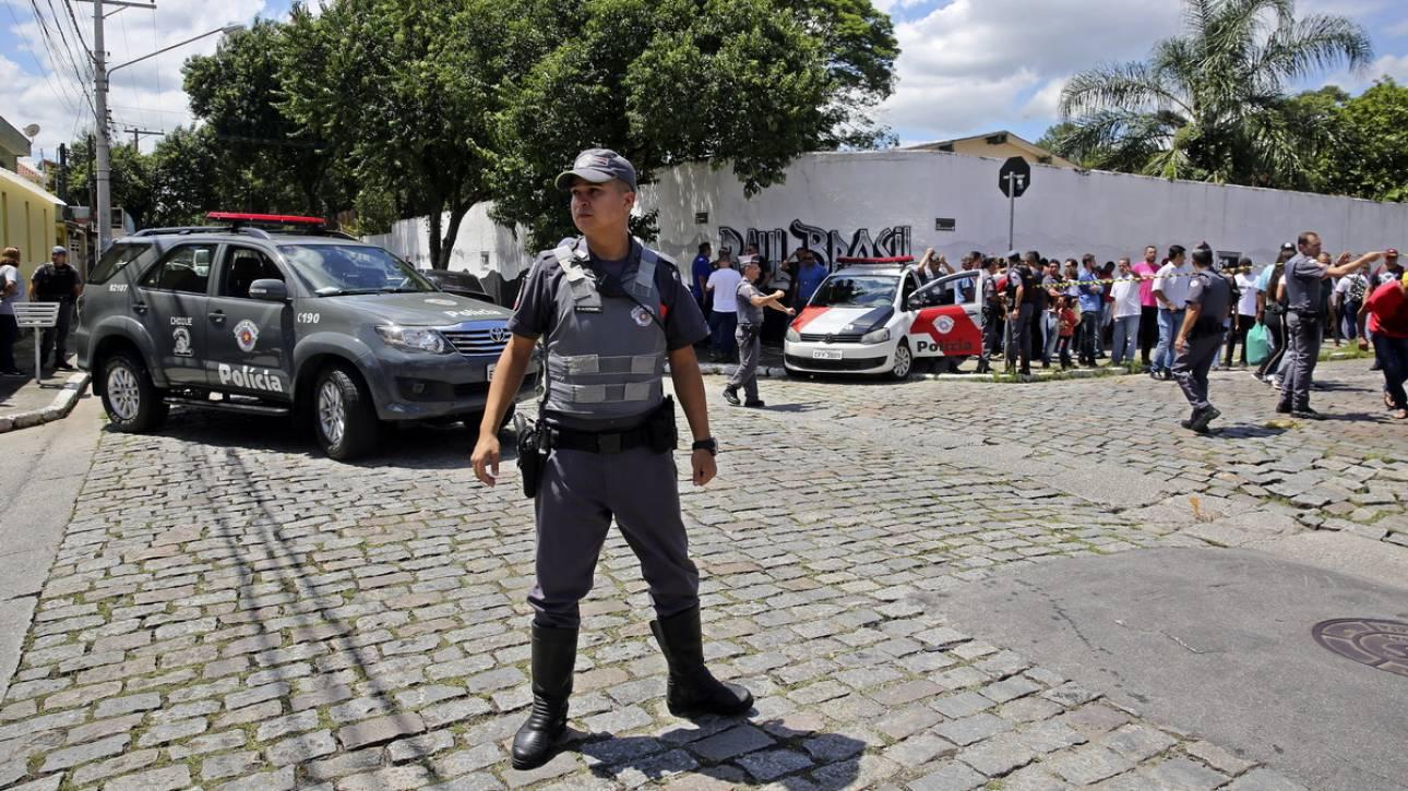 Μακελειό στη Βραζιλία: 11 νεκροί από πυροβολισμούς σε μπαρ στη Μπελέμ