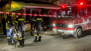 Νύχτα εμπρησμών στην Αθήνα