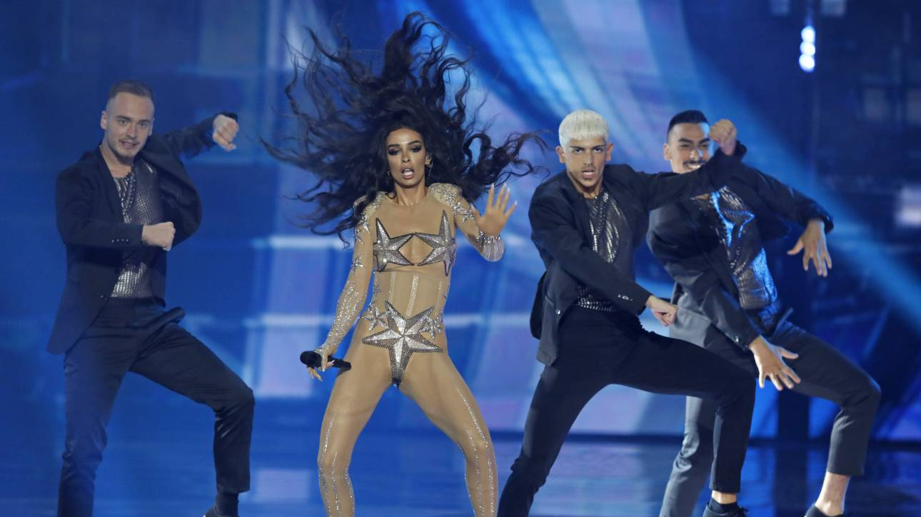 Daily Mail: Η Ελένη Φουρέιρα η «πραγματική νικήτρια της Eurovision»