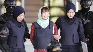 Οι γυναίκες που σκότωσαν τον ετεροθαλή αδερφό του Κιμ Γιονγκ Ουν νόμιζαν ότι συμμετείχαν σε φάρσα