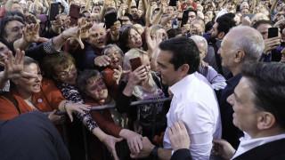 Τσίπρας: Η ΝΔ θα επιστρέψει την Ελλάδα στα σκληρά χρόνια του ΔΝΤ