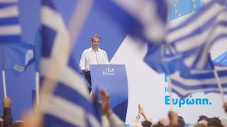 Μητσοτάκης: Στις 26 Μαΐου θα σημάνει η μεγάλη πολιτική αλλαγή