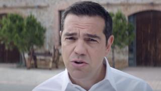 Ευρωεκλογές 2019: Το κεντρικό προεκλογικό σποτ του ΣΥΡΙΖΑ με πρωταγωνιστή τον Τσίπρα