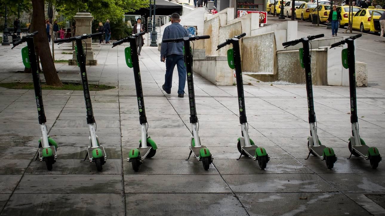 Ευρωεκλογές 2019: Δωρεάν βόλτα με ηλεκτρικό πατίνι σε όσους πάνε να ψηφίσουν