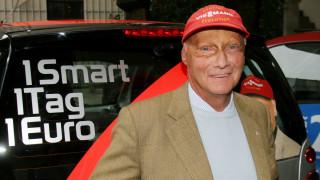 Πέθανε o Νίκι Λάουντα - Πένθος στη Formula 1