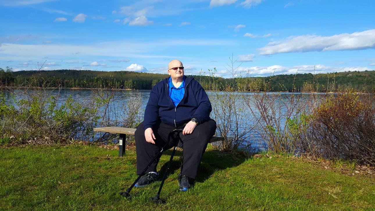 Ο πρώην παχύτερος άνδρας του κόσμου έχασε 200 κιλά... όμως τώρα τα ξαναπαίρνει (pics)