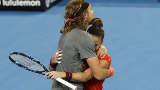 Αφιέρωμα σε Τσιτσιπά και Σάκκαρη στον διεθνή Τύπο: «Μεταμόρφωσαν το ελληνικό τένις»