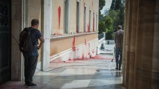 Γεννηματά για την επίθεση στη Βουλή: Απειλή για την κοινωνία η ανοχή της κυβέρνησης στη βία