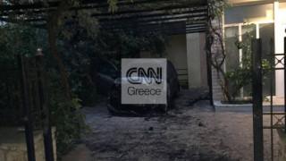 Ανάληψη ευθύνης για την εμπρηστική επίθεση στη δημοσιογράφο Μίνα Καραμήτρου
