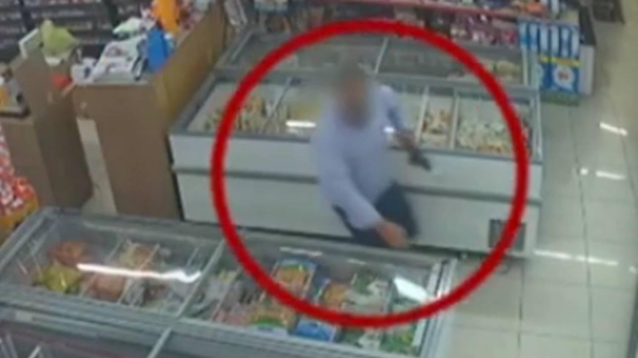 Βίντεο - ντοκουμέντο από τη στιγμή της δολοφονίας του κοινοτάρχη στα Χανιά