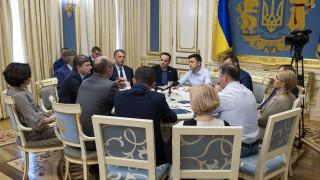 Ουκρανία: Πρόωρες βουλευτικές εκλογές προκήρυξε ο πρόεδρος Ζελένσκι (pics)